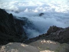 Rock Climbing Photo: A beautiful alpine day on Pike's Peak.