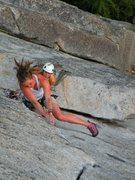 Rock Climbing Photo: looking stylish on butterballs