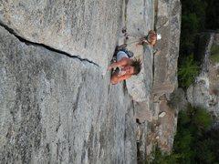 Rock Climbing Photo: totally *****