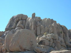 Rock Climbing Photo: East Virgin Islands - Desert Island South Face.  T...