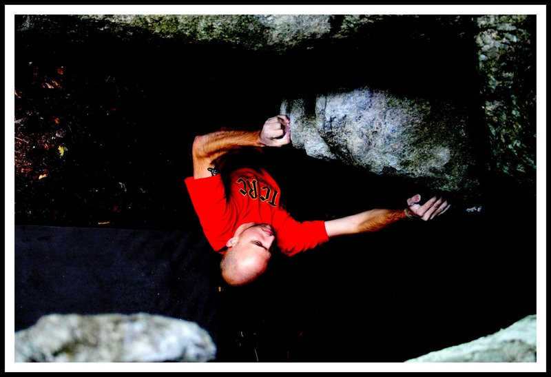 Rock Climbing Photo: poppy