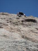 Rock Climbing Photo: Skinner mtn