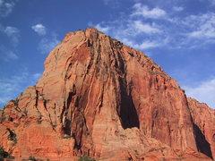 Rock Climbing Photo: Paria Point