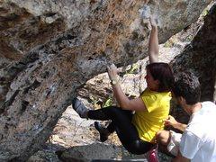 Rock Climbing Photo: Me in Cocalzinho de Goiás. V0 - Bemvindo