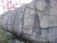 Rock Climbing Photo: Lower PPW