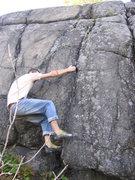 Rock Climbing Photo: Begining to St. Luke's.