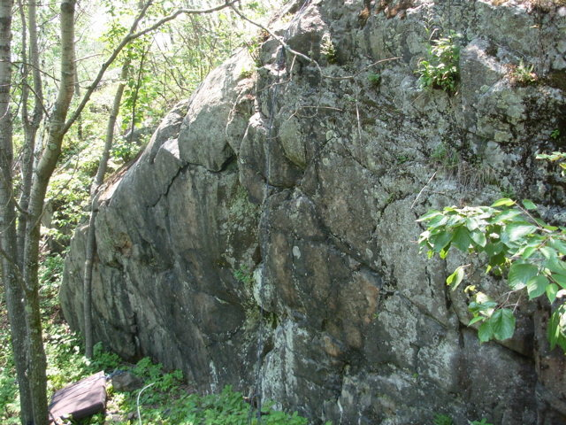 Lower Wall to Piedmont Roadside.