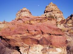 Rock Climbing Photo: Colorful Colorado.