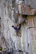 Rock Climbing Photo: Facing Das Musak