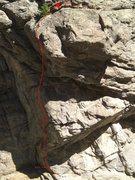 Rock Climbing Photo: B.F.F., 5.12.