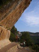 Rock Climbing Photo: L'Olla in Siurana