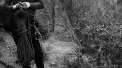 Rock Climbing Photo: Josh Vonloh, Top of MV.