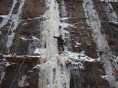 Rock Climbing Photo: sandstone