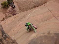 Rock Climbing Photo: ummm
