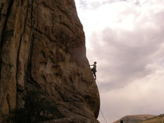 Rock Climbing Photo: the most awesome scream cheese..photo by dottie cr...
