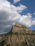 Rock Climbing Photo: wow