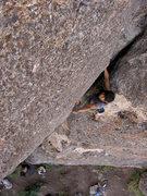 Rock Climbing Photo: cynthia on shake your money maker