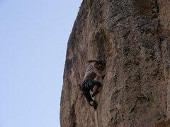 Rock Climbing Photo: head like a hole photo by cynthia tuan
