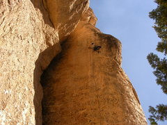 Rock Climbing Photo: save the best for last photo by dottie cross