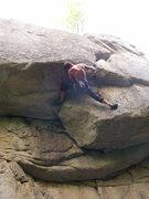 Rock Climbing Photo: block and tackle