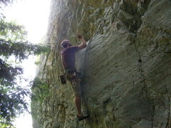Rock Climbing Photo: chekamus