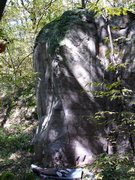 Rock Climbing Photo: The Amazing Pillar.