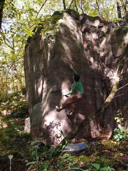 Rock Climbing Photo: Super good!