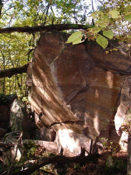 Rock Climbing Photo: Cool looking.