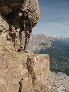 Rock Climbing Photo: Cortina, Italy (via ferrata)