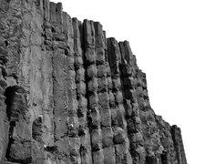 Rock Climbing Photo: The Sunshine Wall