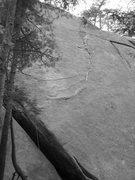 Rock Climbing Photo: Steps.