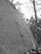 Rock Climbing Photo: Perfect Zipper.