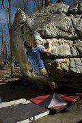 Rock Climbing Photo: The Stranger