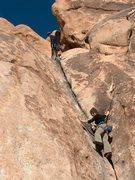 Rock Climbing Photo: Picknick