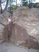 Rock Climbing Photo: Rock Off!