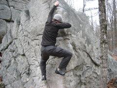 Rock Climbing Photo: Bridge Arete