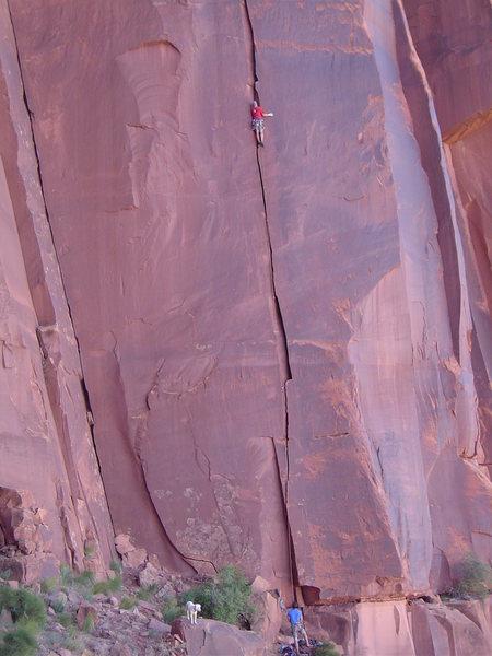 Rock Climbing Photo: Steve Caruthers Mem.