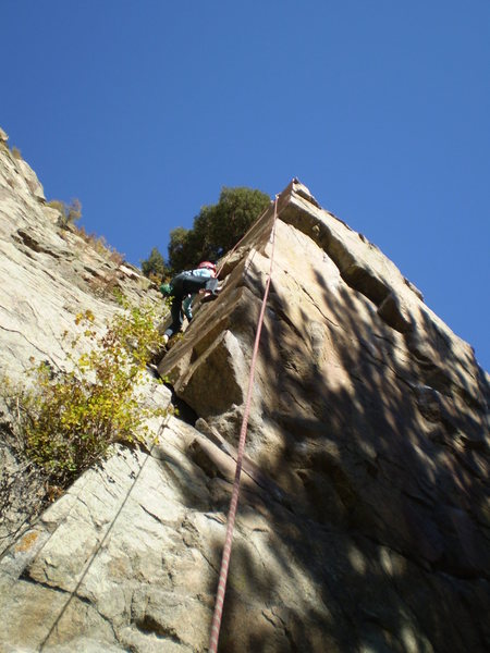 Rock Climbing Photo: Bock!
