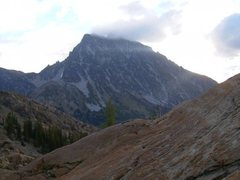 Rock Climbing Photo: South Face from Ingalls lake