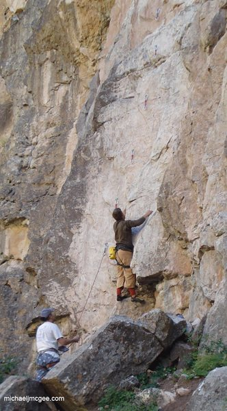 2nd ascent.