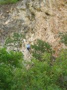 Rock Climbing Photo: Juggin'.