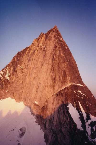 Rock Climbing Photo: Bugaboo Spire