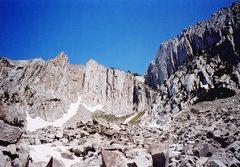 Rock Climbing Photo: Lone Peak Cirque, Utah