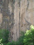 Rock Climbing Photo: Satch.