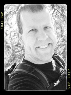 Rock Climbing Photo: Brian