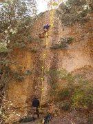 Rock Climbing Photo: Sarcophagus 5.10d