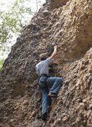 Rock Climbing Photo: Kentucky Fried Bowel Movement 5.7