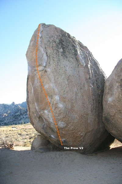 Birthday Boulder [[106131018]] Topo