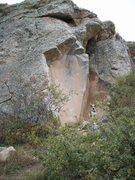 Rock Climbing Photo: The Scoop.
