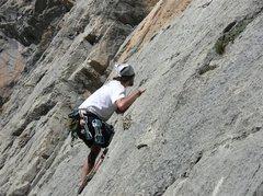 Rock Climbing Photo: Same Place...